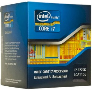Intel Core i7-3770k (3.5GHz turbo up 3.9GHz, 8MB L3 cache, Socket 1155)