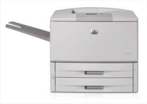HP LaserJet 9050dn Printer (Q3723A)