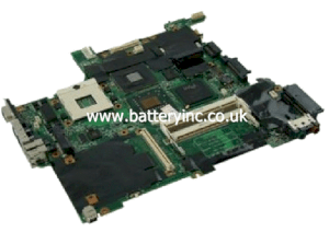 Mainboard IBM ThinkPad T430, VGA Share