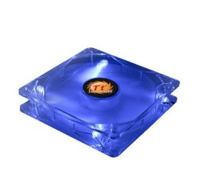 Thermaltake Thunderblade 120mm led Basic fan blue - AF0032