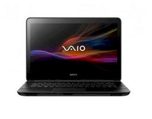 Sony Vaio Fit SVF-1421ESG/B (Intel Pentium B987 1.5GHz, 2GB RAM, 500GB HDD, VGA Intel HD Graphics, 14 inch, Windows 8 64 bit)