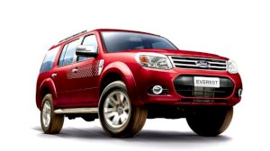 Ford Everest Limited 4X2 2.5 AT 2013 Việt Nam