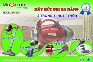 Máy hút bụi Magic One MG-901