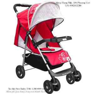 Xe đẩy See Baby T04