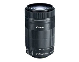 Lens Canon EF-S 55-250 F4-5.6 IS STM
