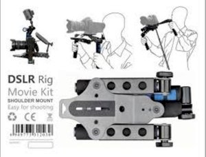 DSLR Rig Movie Kit Shoulder Mount