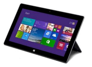 Microsoft Surface Pro 2 (Intel Core i5-4200U 1.6GHz, 8GB RAM, 512GB SSD, VGA Intel HD Graphics 4400, 10.6 inch, Windows 8.1 Pro)