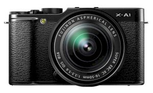 Fujifilm X-A1 (SUPER EBC XC 16-50mm F3.5-5.6 OIS) Lens Kit