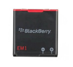 Pin Blackberry E-M1