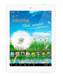 Onda V975s(Quad Core A31s, 1GB RAM, 16GB Flash Driver, 9.7 inch, Android OS v4.2.2)