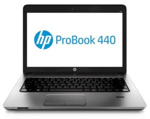 HP Probook 440 (F0W26PA) (Intel Core i5-3230M 2.6GHz, 4GB RAM, 500GB HDD, VGA Intel HD Graphics 4000, 14 inch, Free DOS)