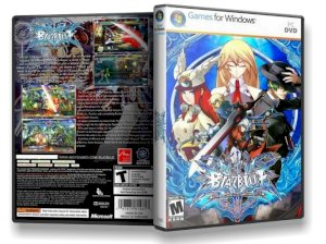 BlazBlue: Continuum Shift (PC)