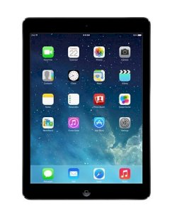 Apple iPad Air Retina 64GB iOS 7 WiFi Model - Space Gray