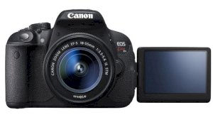 Canon EOS Kiss X7i (EOS 700D / EOS Rebel T5i) (EF-S 18-55mm F3.5-5.6 IS STM) Lens Kit