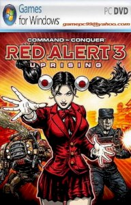 Command & Conquer: Red Alert 3 – Uprising (PC)