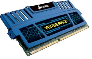 Corsair Vengeance (CMZ8GX3M1A1600C10) - DDR3 - 8GB (1x8Gb) - Bus 1600MHz - PC3 12800