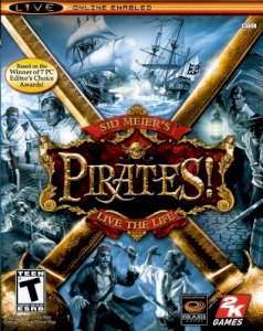 Sid Meier's Pirates! Live the Life (PC)