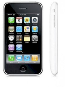 Apple iPhone 3G S (3GS) 8GB White (Bản quốc tế)
