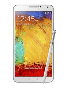 Samsung Galaxy Note 3 (Samsung SM-N9000/ Galaxy Note III) 5.7 inch Phablet 32GB White