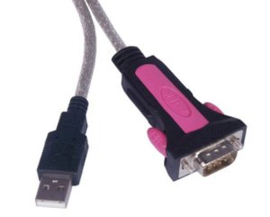 Z-TEK ZE533A - Dây USB to RS232 (USB to com)