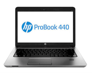 HP ProBook 440 (F6Q42PA) (Intel Core i3-4000M 2.4GHz, 4GB RAM, 500GB HDD, VGA Intel HD Graphics 4600, 14 inch, Windows 7 Home Premium 64 bit)
