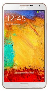 Samsung Galaxy Note 3 (Samsung SM-N9000/ Galaxy Note III) 5.7 inch Phablet 32GB Rose Gold White