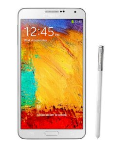 Samsung Galaxy Note 3 (Samsung SM-N900 / Galaxy Note III) 5.7 inch Phablet 32GB White