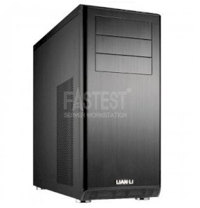 Fastest X500 Workstation (Intel Xeon E5-2620 v2 2.1GHz, RAM 16GB, HDD 1TB, SDD 120GB, Nvidia Quadro K4000 3GB GDDR3, 750W)