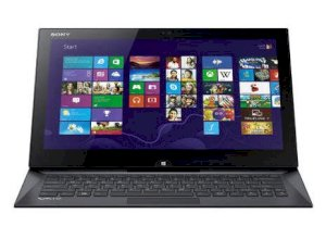 Sony Vaio Duo 13 SVD-13231SG/B (Intel Core i5-4200U 1.6GHz, 4GB RAM, 128GB SSD, VGA Intel HD Graphics 4400, 13.3 inch Touch Screen, Windows 8.1 64 bit)