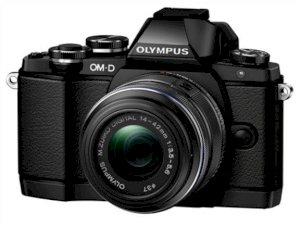 Olympus OM-D E-M10 (M.ZUIKO Digital 14-42mm F3.5-5.6) Lens Kit
