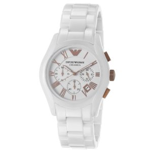 Emporio Armani Quartz White Dial Men's Watch AR1416