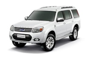 Ford Everest Limited 2.5 AT 4x2 2014 Việt Nam