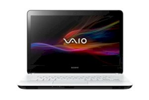Sony Vaio Fit 14E SVF-1421QSG/W (Intel Core i3-3217U 1.8GHz, 2GB RAM, 750GB HDD, VGA Intel HD Graphics 4000, 14 inch, Windows 8 64 bit)