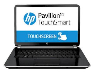 HP Pavilion TouchSmart 14-n053tx (F2D19PA) (Intel Core i5-4200U 1.6GHz, 4GB RAM, 500GB HDD, VGA ATI Radeon HD 8670M, 14 inch Touch Screen, Windows 8 64 bit)