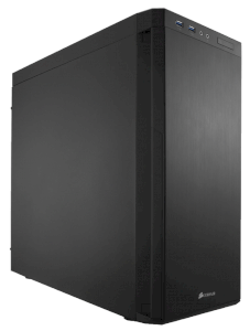 Carbide Series® 330R Quiet Mid-Tower Case