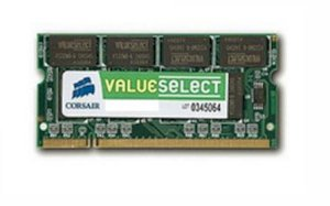 Corsair Value Select DDR3 4GG - Bus 1333Mhz