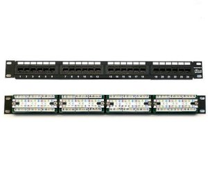 AMP Patch Panel 48 port Cat6e