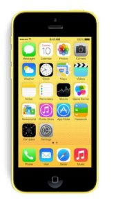 Apple iPhone 5C 8GB Yellow (Bản quốc tế)