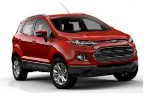Ford EcoSport Ambiente 1.5 AT 2014