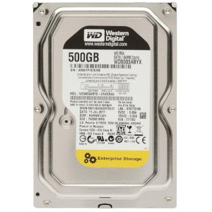 Western Digital Re4 Enterprise 500GB - 7200rom - 64MB - SATA III