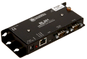 Serial to Ethernet Interface Campbell Scientific NL201
