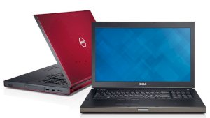 Dell Precision M6800 (Intel Core i7-4900MQ 2.8GHz, 16GB RAM, 512GB SSD, VGA NVIDIA Quadro K4100M, 17.3 inch, Windows 7 Professional 64 bit)