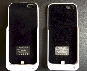 Pin Ốp Lưng iPhone 5/5S
