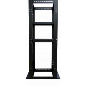 Vietrack 4 Posts Open Rack 27U 600 x 800 VRO27-4-80