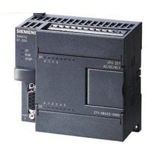 PLC Siemens S7-200, CPU 222, 8 DI DC/6 DO RELAY, 6ES7212-1BB23-0XB0