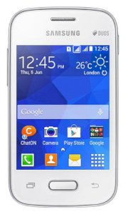 Samsung Galaxy Pocket 2 White