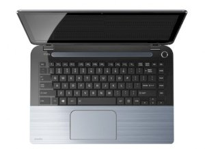 Toshiba Satellite S40T AS110X (Intel ULV Core i5-4200U, 4GB RAM, 1TB HDD, VGA NVIDIA GeForce GT 740M, 14 inch, Window 8.1)
