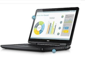 Dell Latitude E5540 (Intel Core i5-4300U 1.9GHz, 4GB RAM, 500GB HDD, VGA NVIDIA GeForce GT 720M, 15.6 inch, Windows 7 Professional 64 bit)