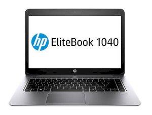 HP EliteBook Folio 1040 G1 (H5F63ET) (Intel Core i5-4200U 1.6GHz, 4GB RAM, 180GB SSD, VGA Intel HD Graphics 4400, 14 inch, Windows 7 Professional 64 bit)