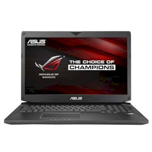 Asus ROG G750JM-T4018P (Intel Core i7-4700HQ 2.4GHz, 24GB RAM, 1.5TB HDD, VGA NVIDIA GeForce GTX 860M, 17.3 inch, Windows 8 Pro 64 bit)